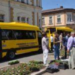 Microbuze noi pentru transportul local din Caransebes