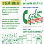 Campanie de colectare deșeuri electronice și electrocasnice