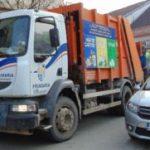 """Într-un an, caransebeşenii au """"produs"""" peste 7.200 de tone de gunoi"""